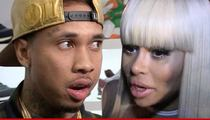 Tyga -- Blac Chyna's Just Bitter She Can't Have Me!