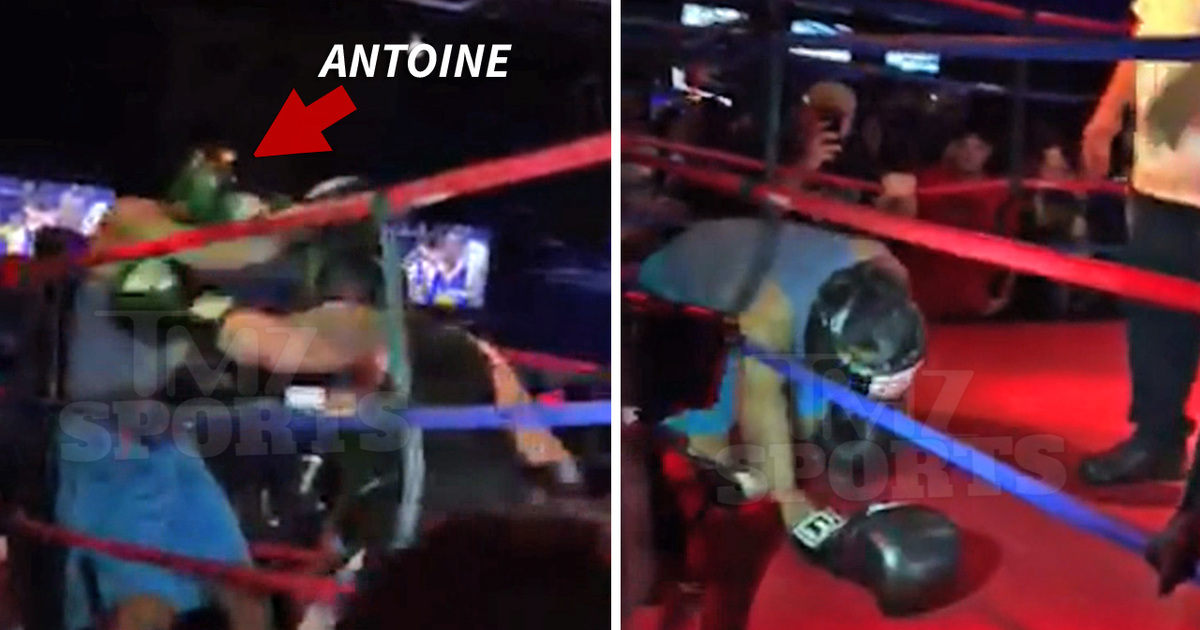 Antoine Dodson To Fight The Bed Intruder In Boxing Match