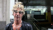 Guns N' Roses Bassist Duff McKagan -- 'Sweet Child O' Mine' WAS Jacked ... JK???