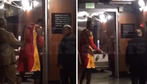 Dwight Howard -- Heckled With 'Kobe' Taunt ... After Playoff Ejection (Video)