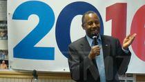 Presidential Candidate Dr. Ben Carson -- My Latest Speech Lacks Teeth