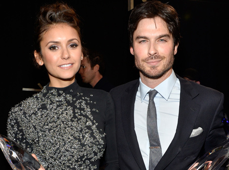 "Nina Dobrev Opens Up About Ex Ian Somerhalder's Wedding: ""They Look Happy And I Am Happy"""