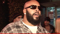 Suge Knight -- I Got My Mind Made Up ... Don't Remove My Tupac Bullet!