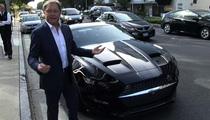 Mustang Rocket -- Henrik Fisker Rolls Out His Baby