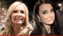 Kyle Richards -- Not Giving Up On Kim ... I'm Going to My Niece's Wedding!