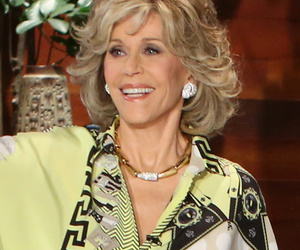 "Jane Fonda Plays ""Never Have I Ever,"" Admits to Joining the Mile High Club"