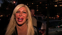 'Mob Wives' Big Ang -- Fingers Crossed ... I'm One Step from Being Cancer-Free