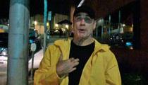 John Travolta -- I'm a Big Basketball Fan ... Balled Out In High School!!