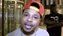 Rapper Chinx Drugz Killed in Drive-By Shooting ... Member of French Montana's Coke Boys