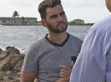 This Is What Elian Gonzalez Looks Like Now -- See First American Interview as an Adult!