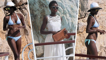 Lupita Nyong'o -- Hot Bikini Pics, But Somebody Got It Wrong'o (TMZ TV)