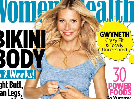 "Gwyneth Paltrow Flaunts Insane Bikini Bod, Says She Believes in ""Exercise, Laughing,…"