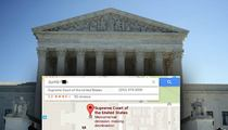 U.S. Supreme Court -- Google Says They're a Bunch of Dumb F***s!!!