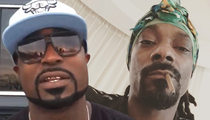 Young Buck -- It's Snoop Dogg's Fault I Faked My Drug Test!
