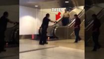 Verne Troyer -- Shoots Taser Incident at LAX