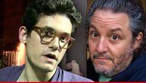 John Mayer -- I'm Eating My Words ... Dismisses 'Fake Rolex' Lawsuit