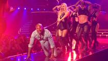 Britney Spears -- Tyson Beckford Is A Freak On A Leash