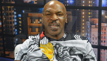 Mike Tyson Reporting: Cops Nailed Flavor Flav ... They Found Some Other S**t Too