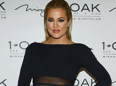 Khloe Kardashian's Booty is Out of Control at 1 Oak Appearance -- See the Pics!