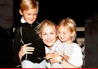 'Gossip Girl' Star Kelly Rutherford -- Awarded Temporary Custody of Her Kids