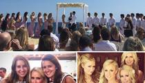 Kim Richards Proud Mother at Daughter Brooke's Wedding