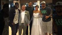 WWE Superstars ... Wedding Crashers