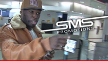 50 Cent -- Boxing Company Goes Bankrupt