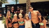 Blake Griffin & DeAndre Jordan -- No Playoffs? No Problem ... Tall Guys Trip To Cabo