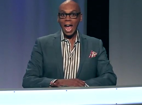 RuPaul Drops F-Bomb After F-Bomb In Hilarious 'Skin Wars' Blooper Reel