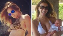 Kyle Busch's Wife -- Insane Bikini Bod ... 1 Week After Giving Birth