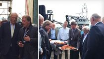 'Deadliest Catch' Star Sig Hansen -- The King Of Norway Has Crabs Because Of Me