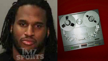 Ray McDonald 911 -- 'He's Drunk ... I'm Freaking Out'