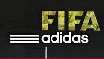 Adidas -- Classic Smoke Screen On FIFA Scandal