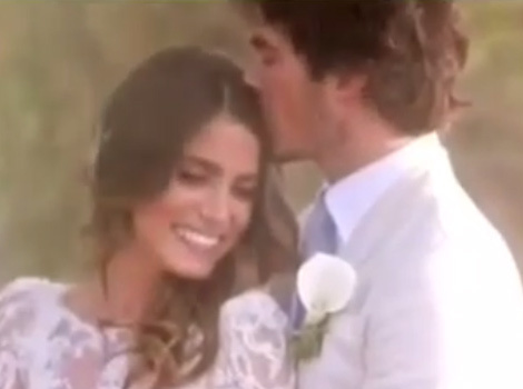 Nikki Reed and Ian Somerhalder's Wedding Video Is Straight Out of a Fairytale
