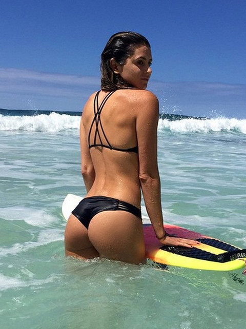 Anastasia Ashley!