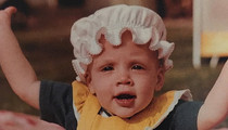 Guess Who This Baby in a Bonnet Turned Into!