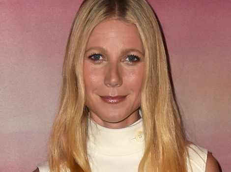 Gwyneth Paltrow Reunites With 'Shallow Hal' Costar Jack Black -- See The Cute Pic!