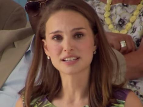 Natalie Portman Talks Hangovers and 'Dark Moments' During Harvard Class Day…