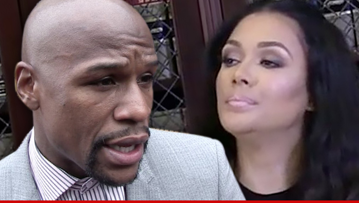 Floyd Mayweather's Marriage Proposal -- I'll Love You Forever ...