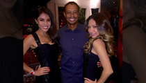 Tiger Woods -- Not Banging Super Hot Bikini Model ... Says Super Hot Bikini Model