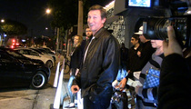 Wayne Gretzky -- Paulina Was a Great Hockey Player ... 'Til She Quit