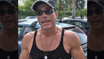 Jean-Claude Van Damme's Change of Heart -- We're Not Getting Divorced (VIDEO)