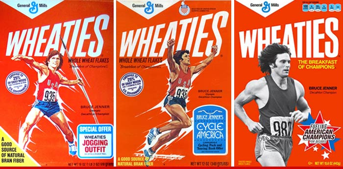 Image result for bruce jenner wheaties