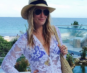 Molly Sims Debuts Slim Post-Baby Bikini Bod Just Two Months After Giving Birth