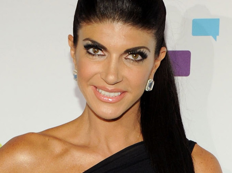 Teresa Giudice Tweets From Prison for the First Time