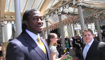 Robert Griffin III -- Taking Parenting Lead From Steph Curry