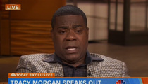 Tracy Morgan -- Breaks Down Describing Fatal Crash  (VIDEO)