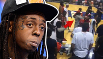 Lil Wayne -- I've Got a Funny/Violent Way to Promote Non-Violence (TMZ TV)