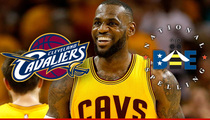 Lebron James -- All Hail The Spelling King ... Sends Swag To Spelling Bee Champ