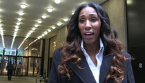 Lisa Leslie -- Warns Tom Hanks' Son ... Use N-Word, Get Ass Kicked